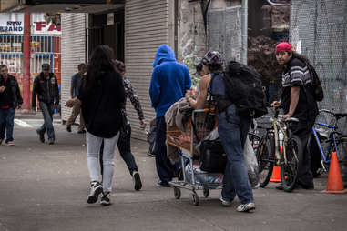 Downtown Eastside, Vancouver, Canada