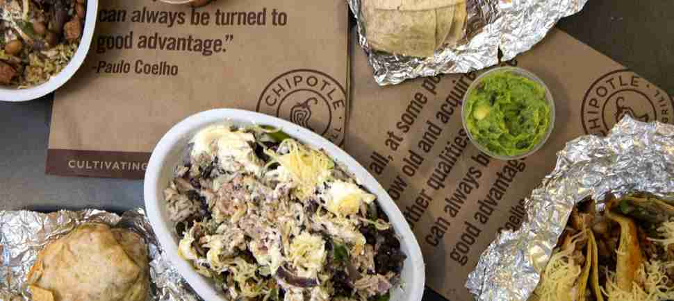 Chipotle Is Opening Its First Drive-Thru Window