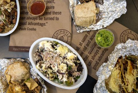 chipotle food