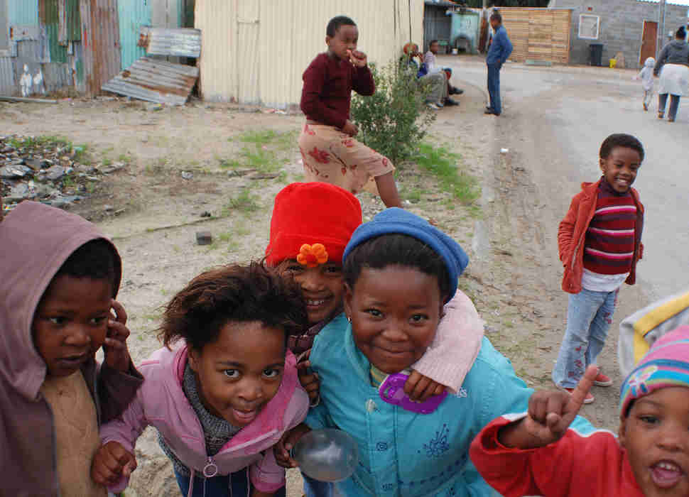 Khayelitsha, Cape Town, South Africa