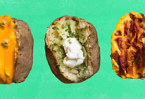 Why Wendy's Is the Only Chain That Serves Baked Potatoes