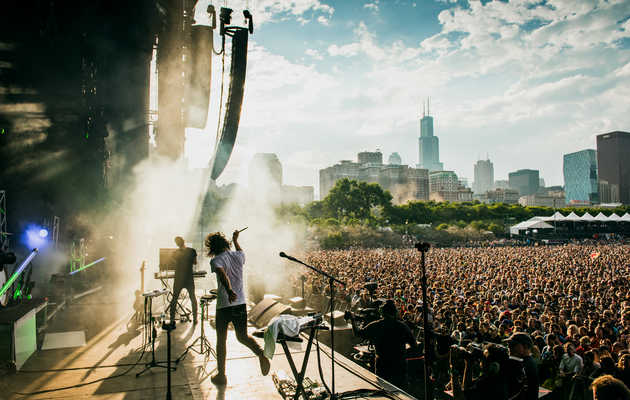 Your Go-To Guide to Lollapalooza 2017