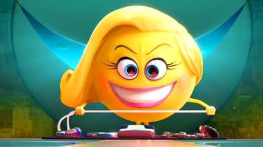 The Emoji Movie Smiler