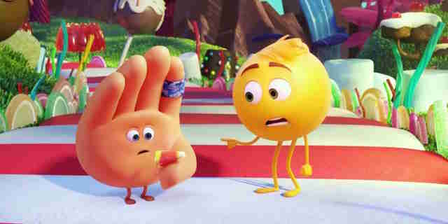 The Emoji Movie Candy Crush