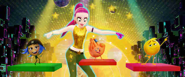 The Emoji Movie Just Dance