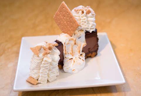 Calories In Chocolate Cake Cheesecake Factory Reeseu0027s Caramel Cake  Recipe