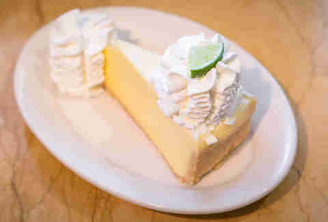 ley lime cheesecake