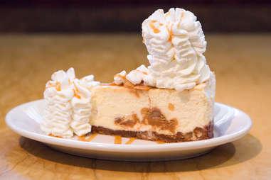 macadamia cheesecake