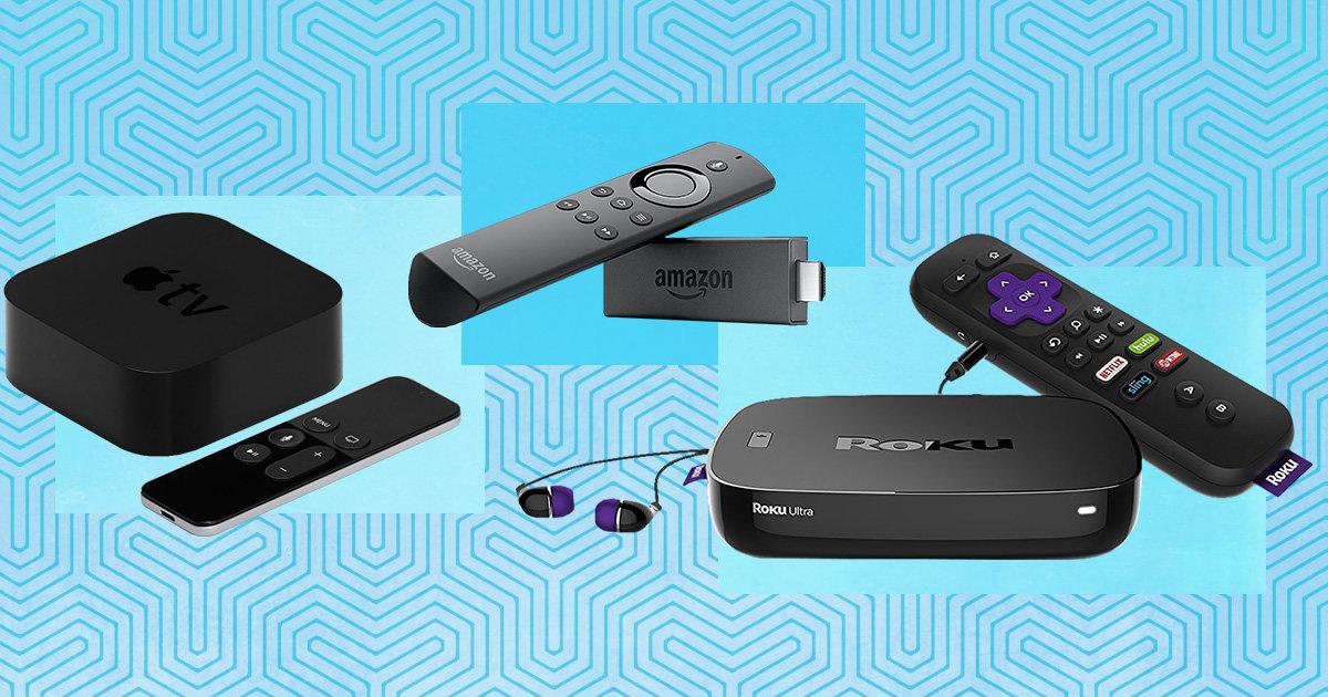 Best Streaming Devices Ranked Roku Vs Apple Tv Vs Amazon