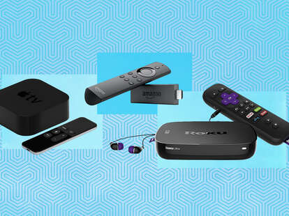 TV streaming boxes