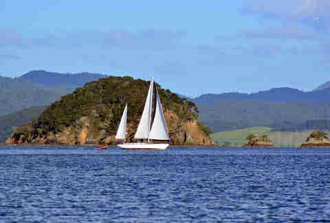 PAIHIA, New Zealand