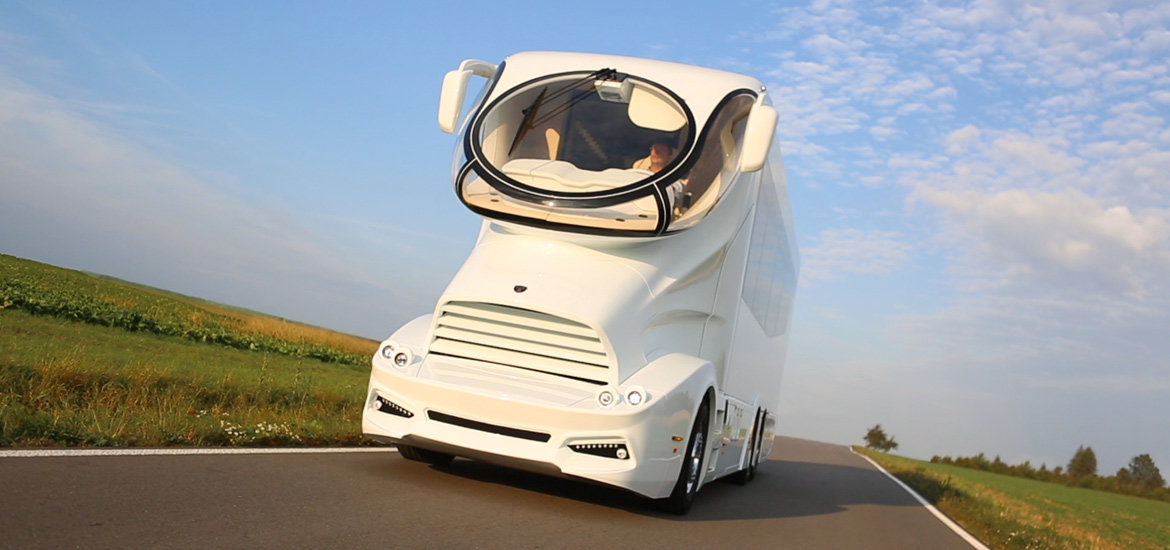 This Badass Mega RV Puts Every Other RV to Shame