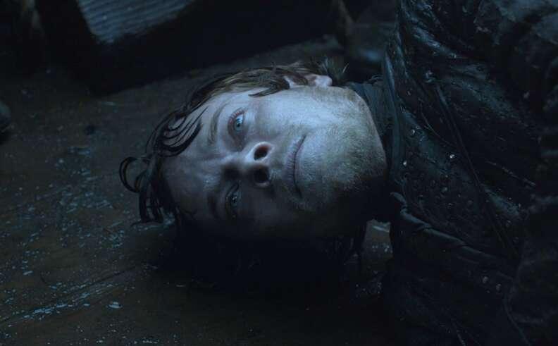 theon game of thrones season 7 episode 3