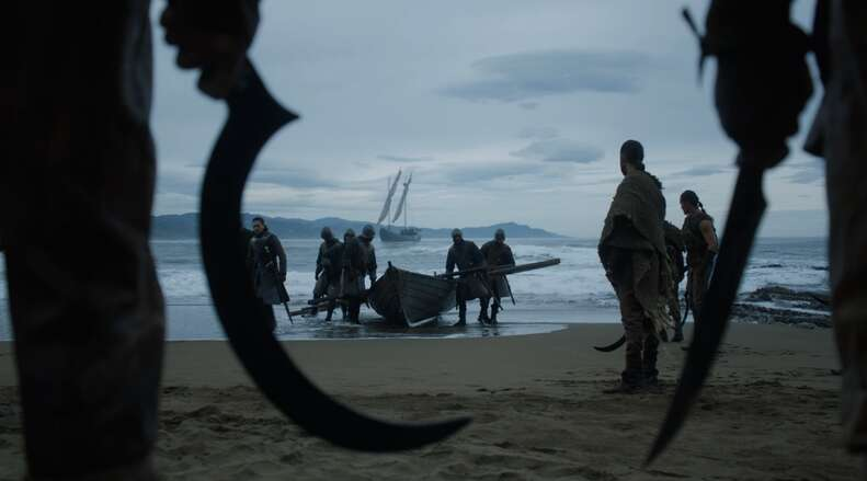 dothraki season 7 game of thrones