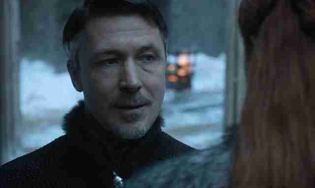 littlefinger game of thrones season 7 episode 3