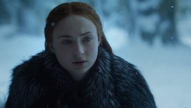 sansa game of thrones season 7 episode 3
