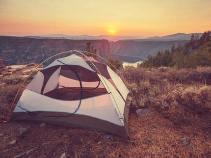 eclipse camping