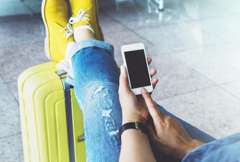 American Airlines Will Allow You To Track Luggage Via An