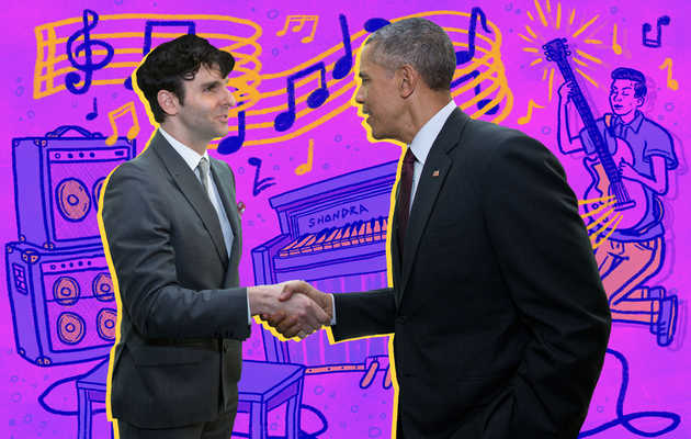 What Happens When the President Puts a Struggling Band on His Spotify Playlist