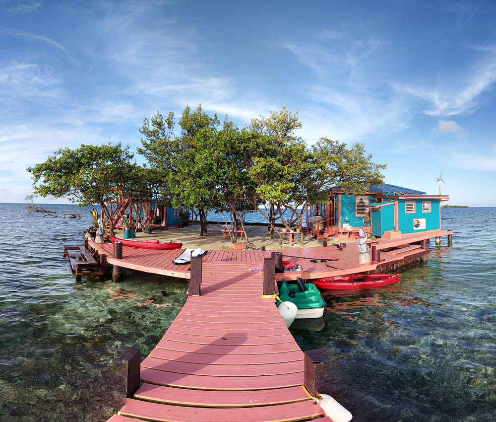 You Can Rent Your Own (Affordable) Caribbean Island on Airbnb Now
