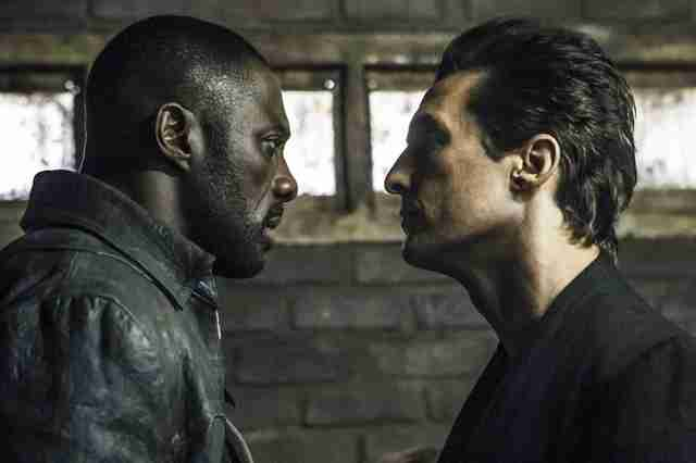 idris elba and matthew mcconaughey in dark tower movie