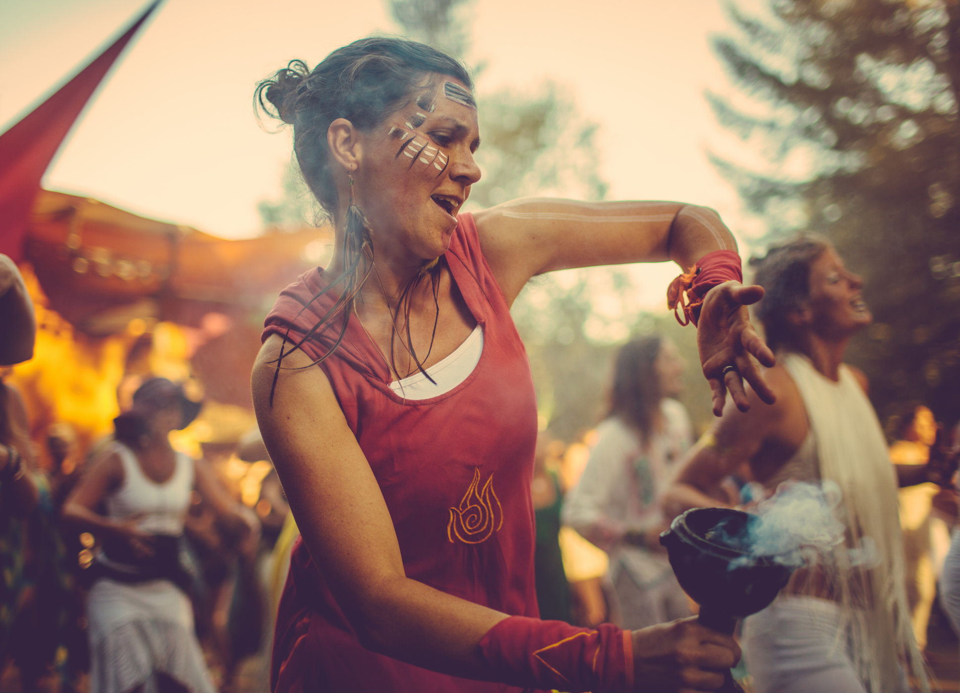 Best Hippie Parties & Music Festivals in America in 2018