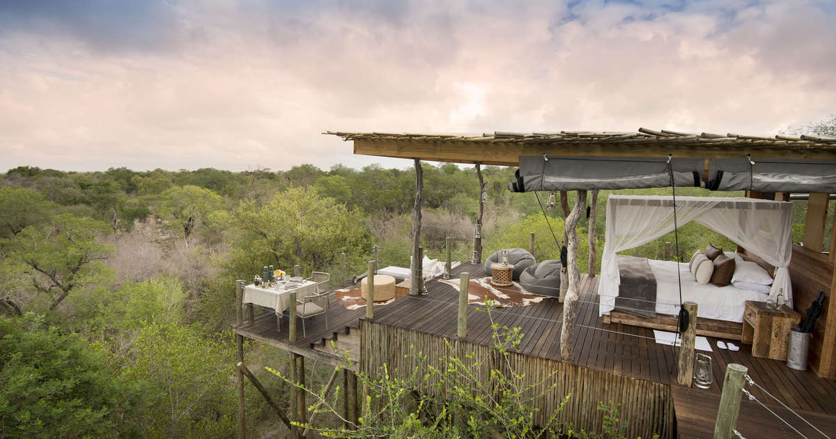 Best Treehouse Hotels In The World Cool Treehouse Resorts You Can