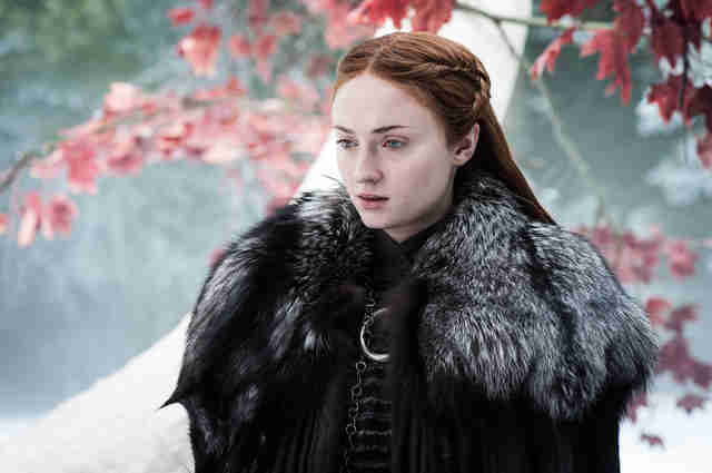 sansa arya game of thrones season 7 episode 4