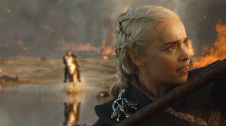 jaime daenerys dragon game of thrones season 7 scene