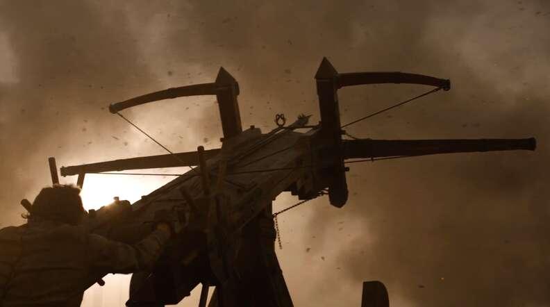 scorpion crossbow game of thrones season 7