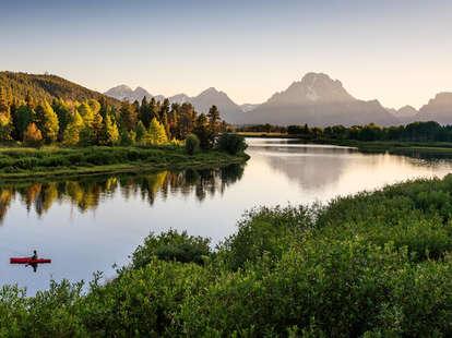 Snake River, Grand Teton National Park