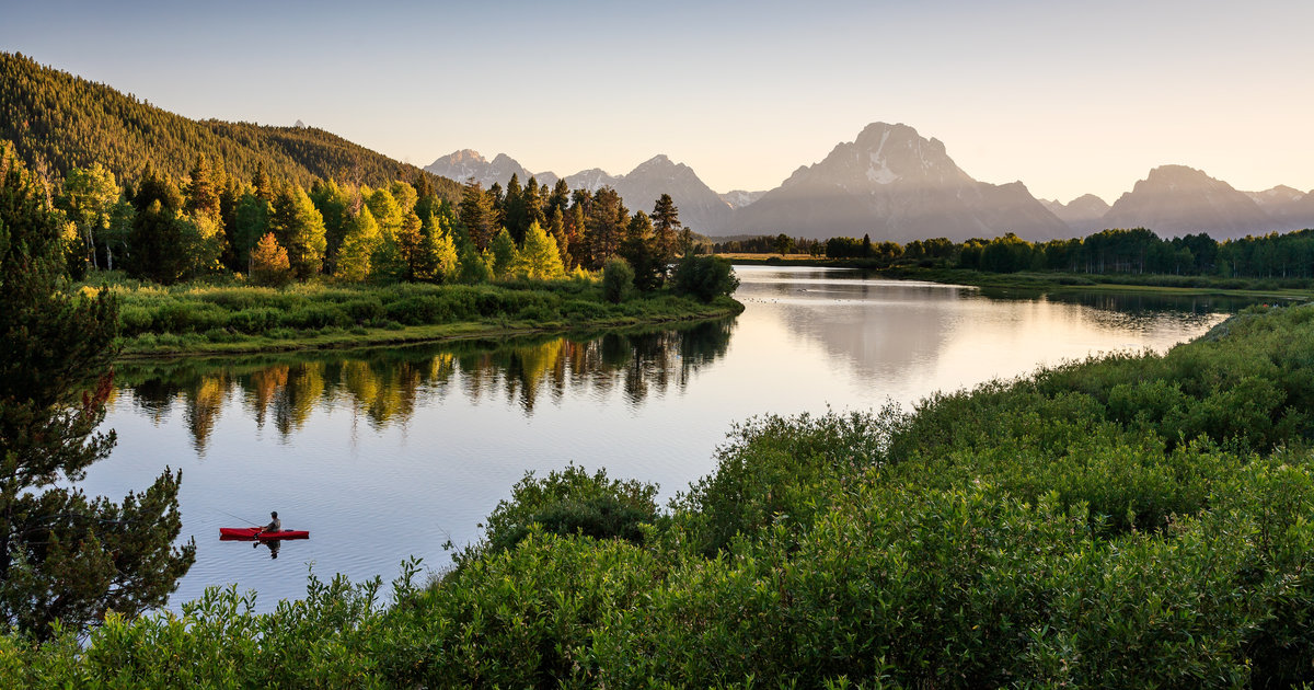 Things to do in jackson hole wyoming thrillist for Things to do in jackson hole wyoming