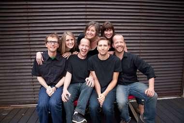 The Laff Staff