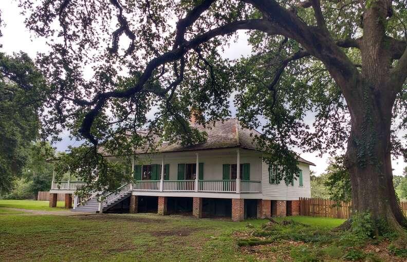 Magnolia Mound, Baton Rouge, Louisiana