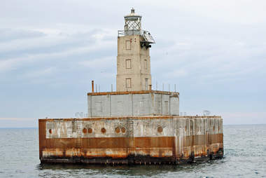 lansing shoal lighthouse