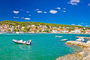 Murter island, Dalmatia, Croatia