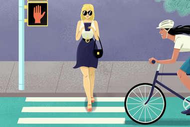 pedestrians always come first