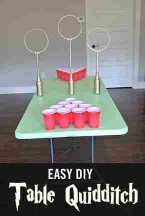 These Custom Beer Pong Table Ideas Are Pure Genius Thrillist