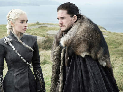 daenerys and jon snow incest romance