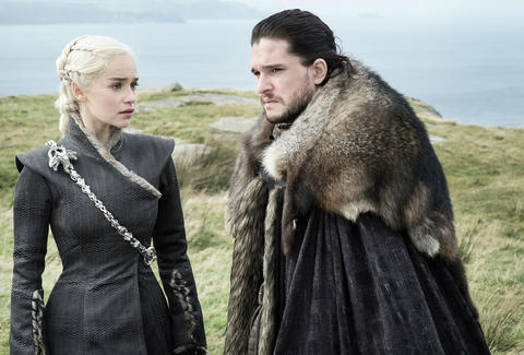 daenerys and jon snow incest romance
