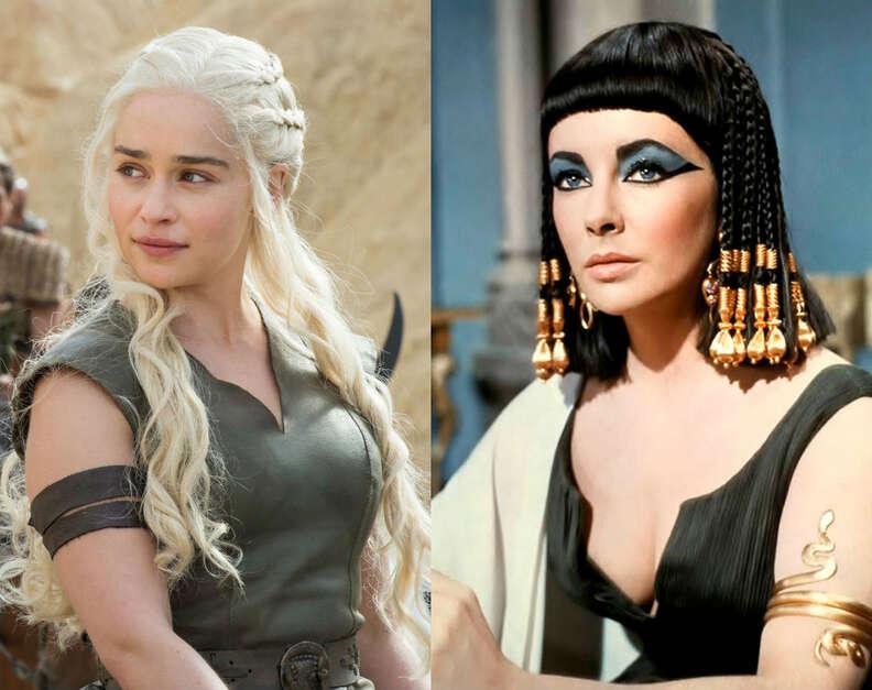 daenerys is cleopatra