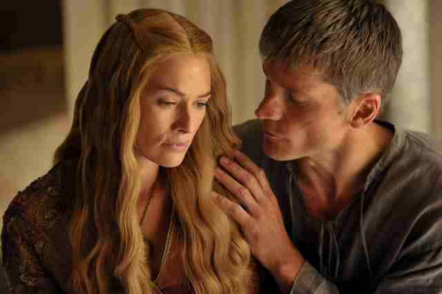 cersei and jaime incest