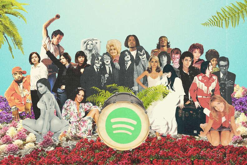 Thrillist Best songs on Spotify