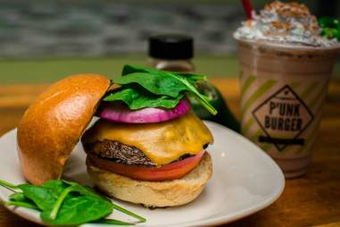 P'unk Burger