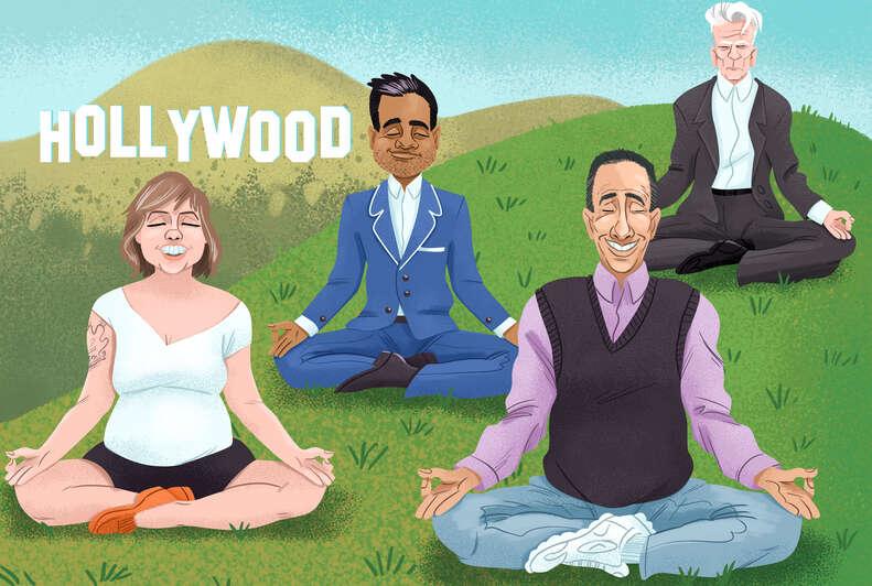 transcendental meditation in hollywood