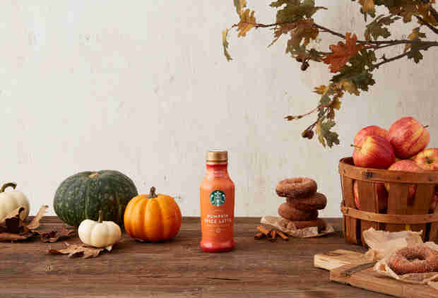 Starbucks Is Already Kicking Off Pumpkin Spice Season