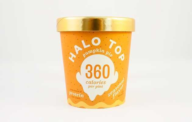Halo Top's New Pumpkin Pie Ice Cream Has About the Same Calories as One Slice