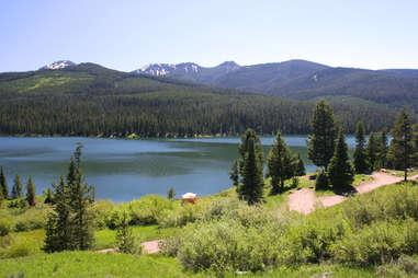 Gallatin National Forest, Bozeman, Montana