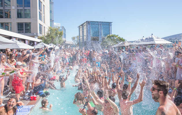 The Hottest Pool Parties to Hit in San Diego