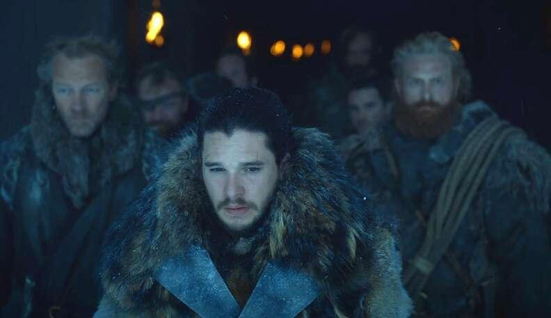 jon snow wall season 7 game of thrones